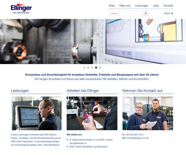 Ellinger CNC