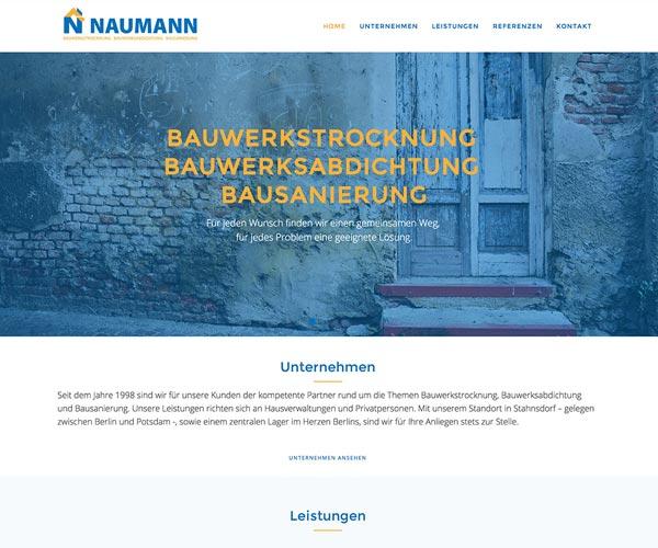 Bautrocknung Naumann
