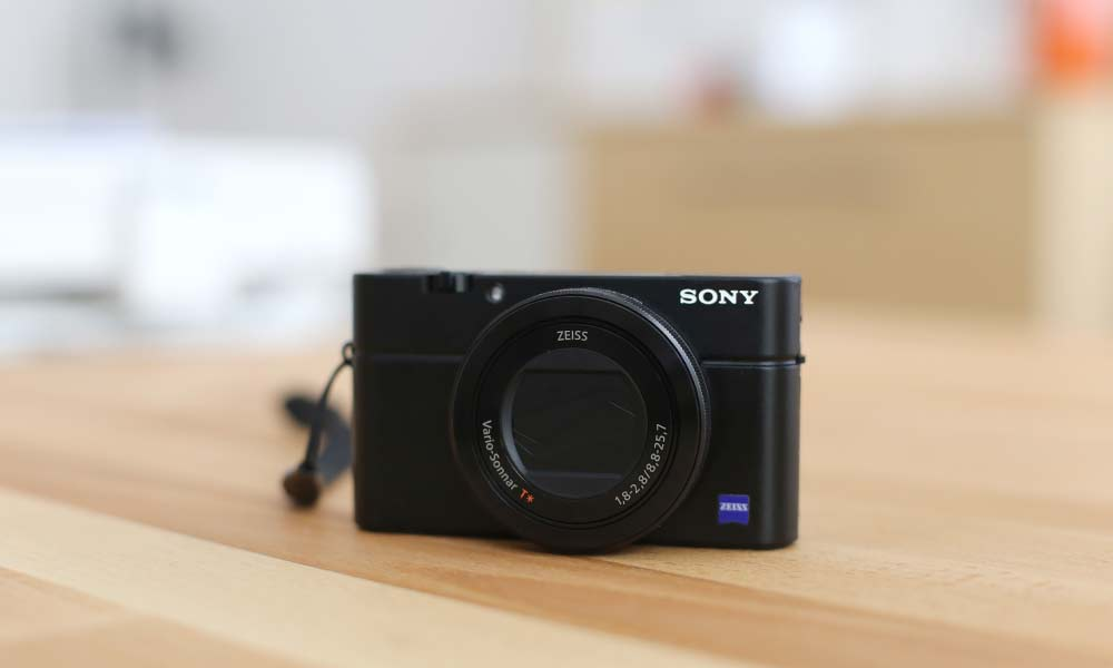 Sony RX 100 Mark III