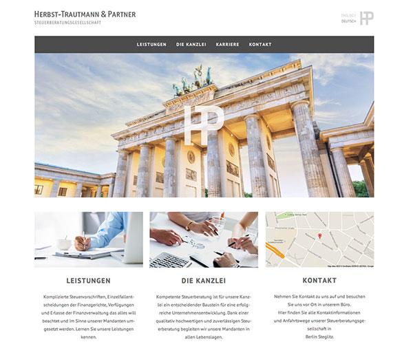 Steueriht Homepage