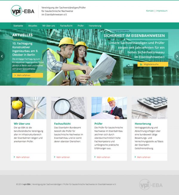 VPI EBA Website