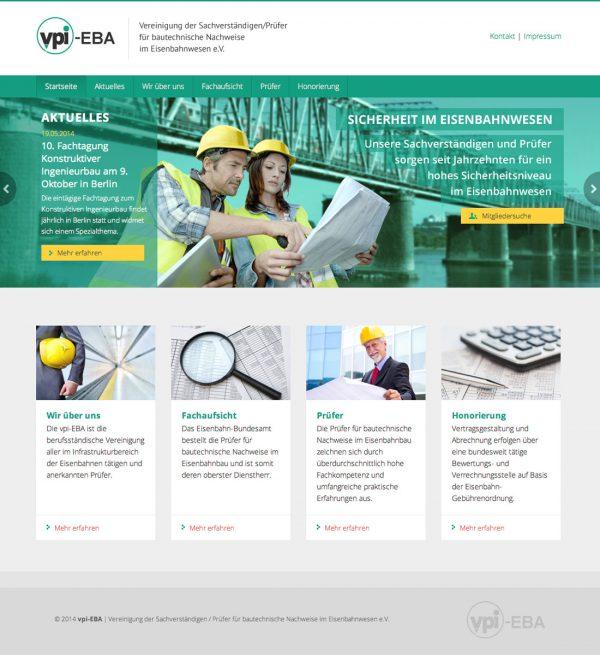 VPI EBA Website