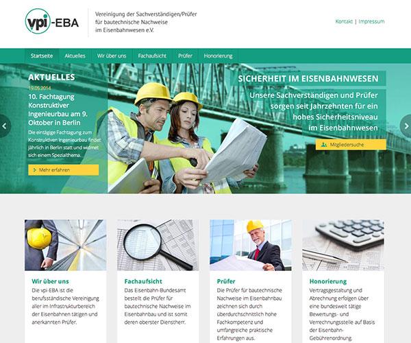 VPI-EBA Homepage